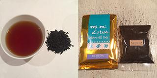 ルフナの茶葉と包装