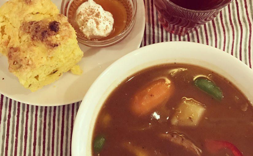 ★カレースープとかぼちゃのスコーン&アイスティーセミナー★